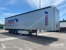 Schmitz Cargobull függönyponyvaroló félpótkocsi Rideaux Coulissant Standard
