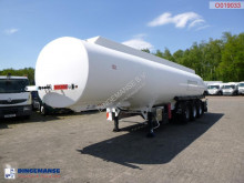 Semiremorca Cobo Fuel tank alu 42.6 m3 / 6 comp cisternă second-hand
