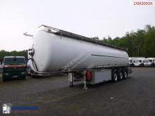 Semi remorque citerne Maisonneuve Fuel / oil tank inox 37.3 m3 / 11 comp + dual pump / counter