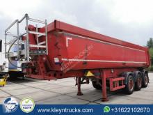 Schmitz Cargobull tipper semi-trailer SGF*S3 isolated 28m3 steel