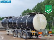 Semi remorque citerne produits chimiques Van Hool VHLO-2015YK Bitumen / 33.500 Ltr / 1 Comp. / ADR