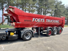 Kaiser tipper semi-trailer SAF +/- 27m3 - STEEL TIPPER / STEEL CHASSIS - BENNE ACIER / CHASSIS ACIER - LIFT AXLE / ESS RELEVABLE - BE PAPERS
