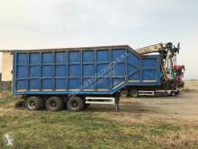Gervasi scrap dumper semi-trailer CANGURO