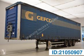 Fruehauf Tautliner semi-trailer used tautliner