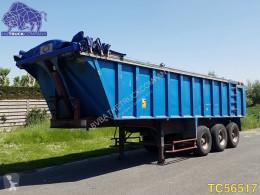 Félpótkocsi Benalu Benalu_SIDERALE Tipper használt billenőkocsi