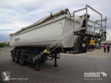 Sættevogn Schmitz Cargobull Tipper Steel half pipe body 28m³ ske brugt