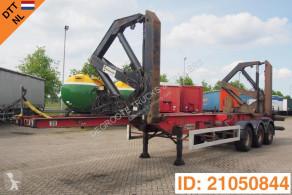 Semirimorchio portacontainers Hammar Sideloader 20-40 ft