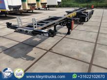 Semi remorque Krone SERIN TURKS CHASSIS porte containers occasion