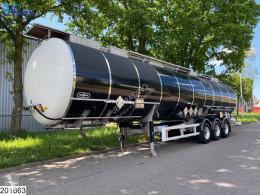 Semirimorchio cisterna Van Hool Chemie 55000 Liter, 3 Compartments, ADR 18-02-2022
