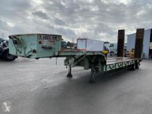 Naczepa Robuste Kaiser PORTAMAQUINAS do transportu sprzętów ciężkich używana