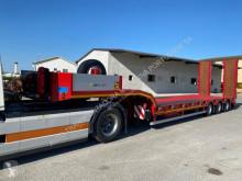 Naczepa Invepe PORTAMAQUINAS do transportu sprzętów ciężkich nowe