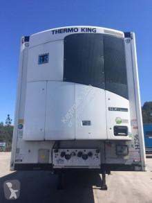 Semi remorque Krone Cool Liner Steel frigo multi température occasion