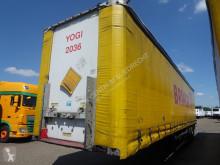 Groenewegen Schuifzeilen,Schuifdak,Hardhou semi-trailer used tautliner