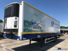 Semi reboque Frigo Carrier Maxima lift HZP 22 B frigorífico mono temperatura usado