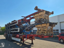 Semi remorque porte containers Container Chassis stack 40ft. Multi