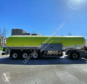 Camion cisterna Mercedes Actros MB Actros 1843 ADR 3-Achs 45,5m³ TS3 / E Tank