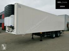 Semi remorque frigo Schmitz Cargobull SKO SKO20 / Ladebordwand / Carrier Maxima 1000