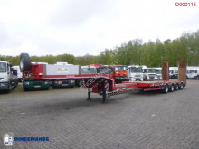 Полуприцеп трал Nooteboom 4-axle semi-lowbed trailer 69 t / extendable 12 m + ramps