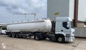 Naczepa Trailor 38/6-SMB-TOP-ADR do paliw używana
