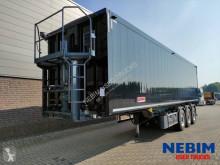 Semitrailer Kempf 43A10 - ALU BOX 60m3 Tipper - TOP CONDITION automatisk avlastare begagnad