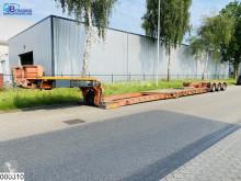 Semitrailer Nooteboom dieplader 67500 KG, 4,40 mtr, extendable, Lowbed maskinbärare begagnad