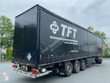 Semitrailer Schmitz Cargobull Tautliner- SAF- LIFT- Hubdach- Ladebordwand flexibla skjutbara sidoväggar begagnad