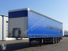 Semi remorque savoyarde Schmitz Cargobull SCB*Edschaverdeck*Schmitz-Achs