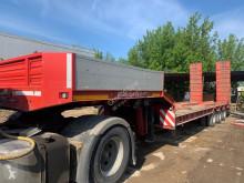Semitrailer maskinbärare Galtrailer SPM3