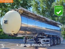 Návěs cisterna potravinářský Feldbinder Food / Tank Heating / 32.500Ltr. / 1 Comp.