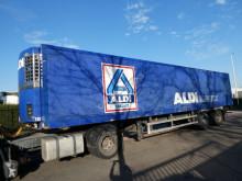 DBM mono temperature refrigerated semi-trailer SR AF PS 202 THERMOKING SL 100E