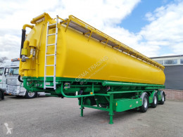 Semiremorca Welgro 97WSL43-32 - 58.4 M³ - Repainted - TOP! (O562) cisternă second-hand