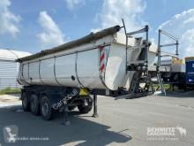 Yarı römork damper Schmitz Cargobull Kipper Stahlrundmulde Thermomulde 24m³