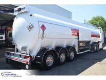 Naczepa 48000 Liter, 9 Comp. + Scania R480 cysterna używana