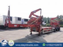 Semi remorque porte containers Hammar 195 S