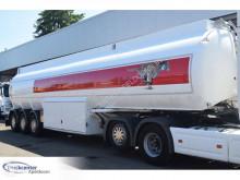 Semi remorque citerne 48000 Liter, 9 Comp., Pump, Truckcenter Apeldoorn