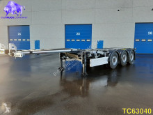 Renders container semi-trailer Container Transport