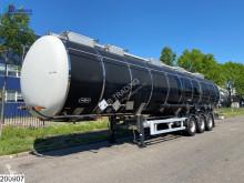 Návěs cisterna Van Hool Chemie 55000 Liter, 3 compartments