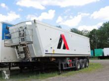 Semi reboque basculante Schmitz Cargobull AluKipper/Schassi Stahl ca. 52 kubik*