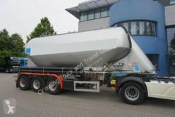 Semitrailer Feldbinder EUT 35.3, Alufelgen tank pulverformig begagnad