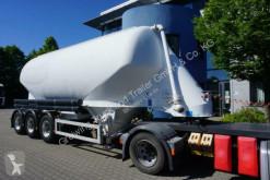 Semirremolque Feldbinder EUT 35.3, Alufelgen cisterna gránulos / polvo usado