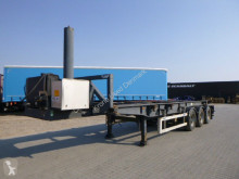 LAG Tip Chass semi-trailer used heavy equipment transport
