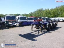 Semirremolque portacontenedores Dennison container trailer 20-30-40-45 ft