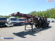 Semirremolque portacontenedores Dennison Stack - 2 x container trailer 20-40-45 ft