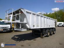 Semirimorchio General Trailers Tipper trailer alu 23 m3 ribaltabile usato