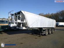 Semi remorque benne Benalu Tipper trailer alu 23 m3