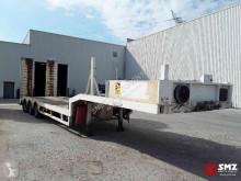 Semi reboque porta máquinas Nooteboom Oplegger 1a CG francais Ex rabotage