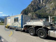 Полуремарке Nicolas AUTORIVEUR превоз на строителна техника втора употреба