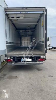 Semi remorque frigo multi température Schmitz Cargobull Haut int 2m70 + hayon