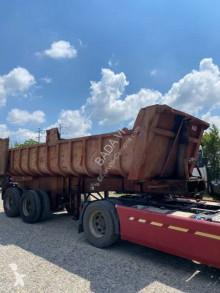 Fruehauf semi-trailer used tipper