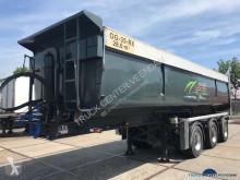 Semitrailer Floor FLKO-17-30H2 Insulated kipper kleppen 2 x stuuras flak begagnad